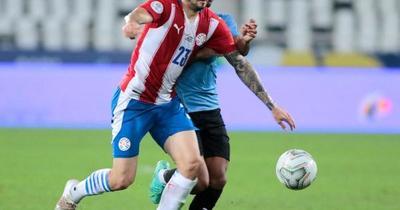Decepcionante: Paraguay cayó 1-0 ante Uruguay