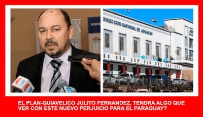 Paraguay quedó de lado de la triangulación y registra pérdidas millonarias y desempleo
