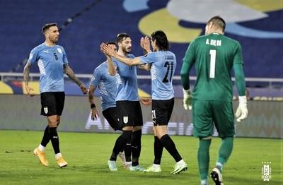 Paraguay cae ante Uruguay y vuelve a mostrar una pálida imagen