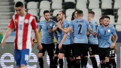 Paraguay cae ante Uruguay y finaliza en el tercer lugar