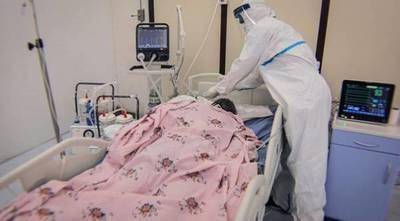 Covid deja: 124 finados, 1.434 contagiados, 3.370 internados entre ellos 532 en terapia