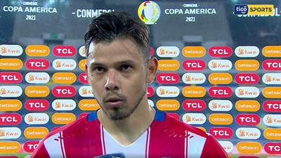 Ángel Romero, el destacado en Paraguay