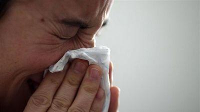 Las bajas temperaturas aumentan casos de alergias