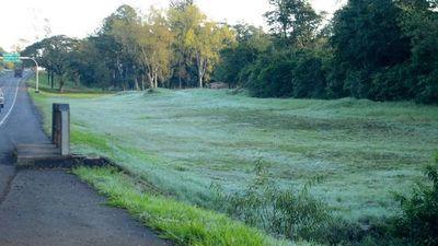 Itapúa y Misiones, departamentos que exhiben paisajes de heladas