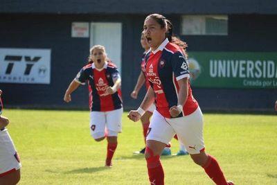 Cerro Porteño y Capiatá, finalistas en Femenino