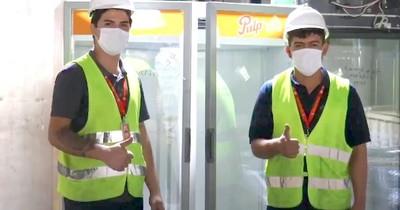 La Nación / Bebidas del Paraguay brinda oportunidad para primer empleo