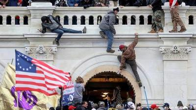 Demócratas presentan ley para investigar asalto al Capitolio