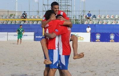 Los Pynandi suman su segunda victoria tras vencer a Perú