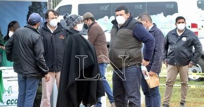 La Nación / COVID-19: advierten que contagios pueden aumentar por el frío