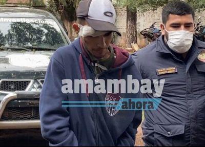 Policía Nacional captura al sospechoso de un millonario robo en PJC