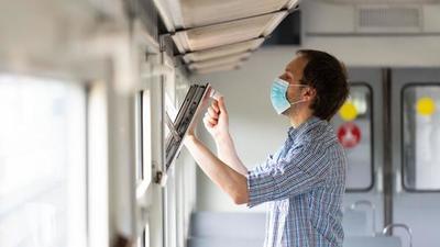Covid-19: ventilar espacios cerrados es clave para reducir contagios