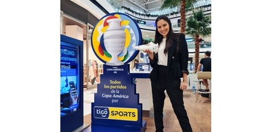 Copa América 2021: Tigo propone plasmar el aliento a la Albirroja