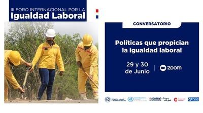 Inicia tercer foro internacional por la igualdad laboral