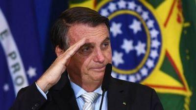 PONTA PORÃ.- Para las 11 se prevé el arribo de la comitiva presidencial del presidente del Brasil Jair Bolsonaro
