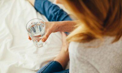 En días fríos, el cuerpo necesita agua potable