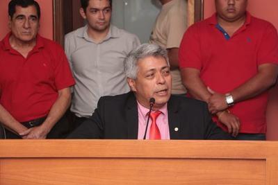 """Felipe Nery Quiñonez Almada: """"Lo primero es un corte administrativo y a partir de ahí saber si la municipalidad está o no en bancarrota"""""""