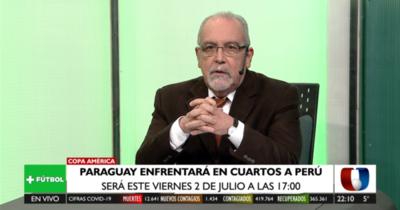 """Jota Jota: """"Después de un logro ante Chile volvimos a caer en un pozo y panorama negro"""""""
