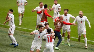 Inglaterra se saca una espina y pasa a cuartos