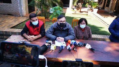 Piden pruebas de vida de secuestrado en Puentesiño y que el Estado se aparte del caso