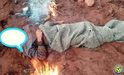 Un indigente muere por hipotermia en Yaguarón •