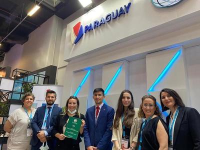Expo Industrial y de Turismo de Estambul 2021 contó con representantes de Paraguay