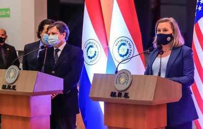 Destacan que Paraguay será uno de los primeros en recibir vacunas donadas por EE.UU