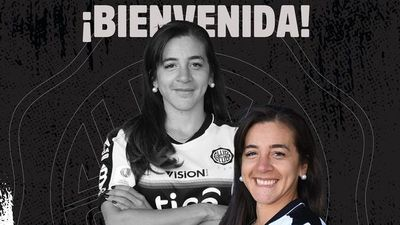 Jessica Santacruz potencia el fútbol femenino de Olimpia