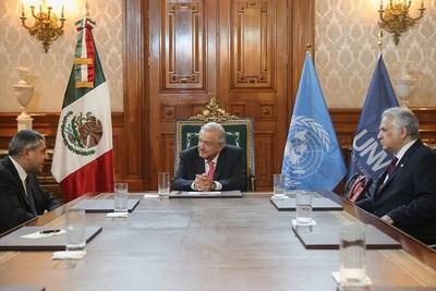 OMT agradece al presidente de México permitir el turismo durante la pandemia