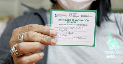 La Nación / Predisposición de paraguayos para vacunarse contra el COVID-19 aumentó a un 77,7%