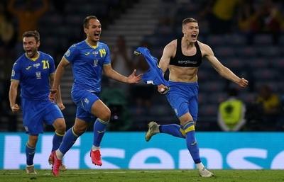 Eurocopa: Ucrania elimina a Suecia con un tanto a los 120 minutos