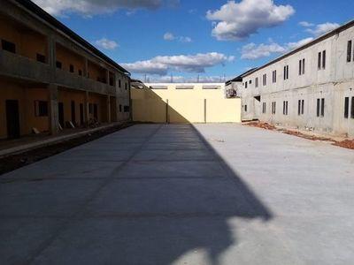 La nueva penitenciaría de Emboscada está edificada en un 82%