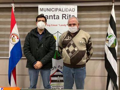 Torres renuncia y hay nuevo intendente en Santa Rita