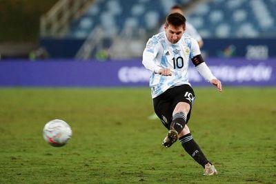 Un insoportable Lionel Messi