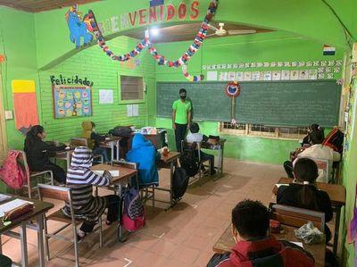 """""""Rinconcito de amor"""", un lugar para la inclusión de niños especiales en el Chaco"""