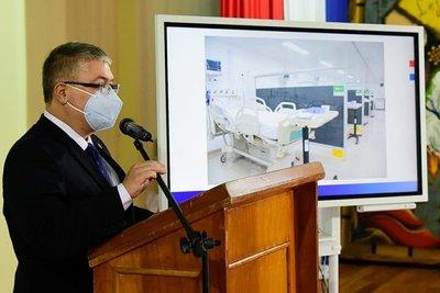 Viceministro afirma que está madurando la idea de proponer dos días de asueto para vacunación masiva