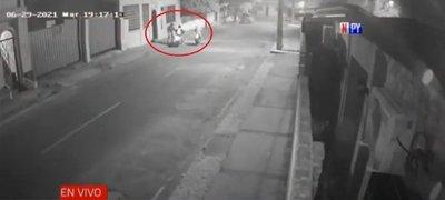 Trabajador con infortunio: Le robaron dos motos en 15 días