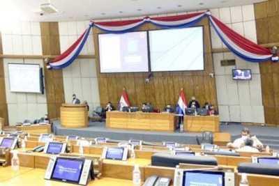 Diputados realiza última sesión del periodo 2020/21