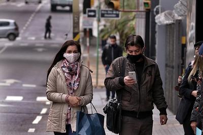 Mitad de semana con temperaturas muy frías a frescas a nivel país