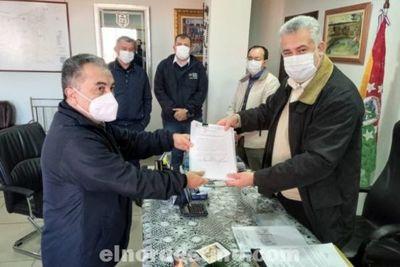¡Salud Pedro Juan Caballero!: Intendente Acevedo entrega los 15 terrenos municipales para Unidades de Atención Primaria