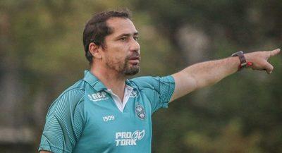Gustavo Morínigo; victorias consecutivas y en zona de ascenso con el Coritiba