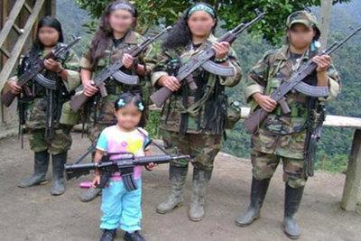 La falsa paz de Colombia