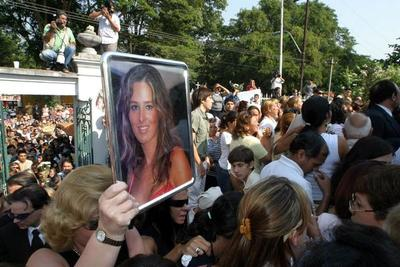 Condenan a 34 años a implicado en asesinato de hija de expresidente paraguayo