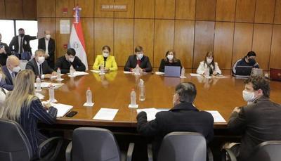 MEC presentó avances del proceso de la Transformación Educativa a Comisión de Educación de Diputados