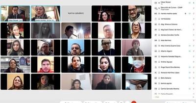 La Nación / Fiscalía realizó conversatorio sobre financiamiento de partidos y movimientos políticos