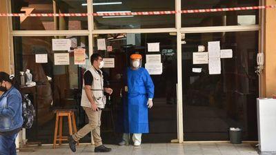Habilitarán pabellón de contigencia en Hospital de Clínicas tras protestas