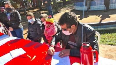 San Alberto suma 132 beneficiarios al programa Tekoporã