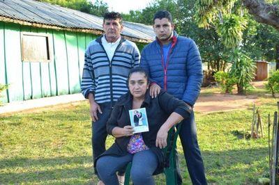 Madre de Leidy Luna pide a las autoridades acelerar gestión para poder viajar a Miami