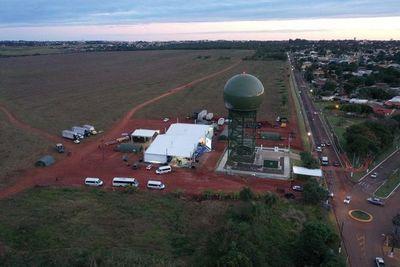 Bolsonaro inaugurará este miércoles un sistema de radar en Ponta Porã