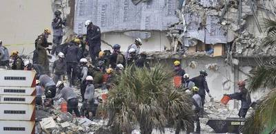 Hallan más cuerpos en escombros de edificio derrumbado en Florida – Prensa 5