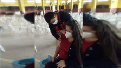 Desaparecieron dos frascos de vacunas anticovid en Lambaré